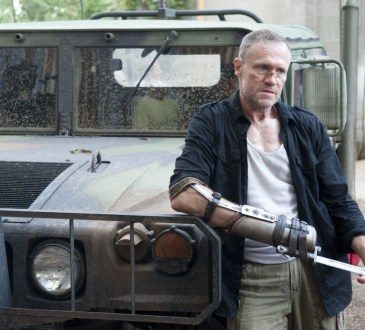 "Merle Dixon (Michael Rooker) - The Walking Dead_Season 3, Episode 7_""When the Dead Come Knocking"" -"