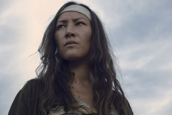 Eleanor Matsuura as Yumiko - The Walking Dead _ Season 9, Episode 7 -