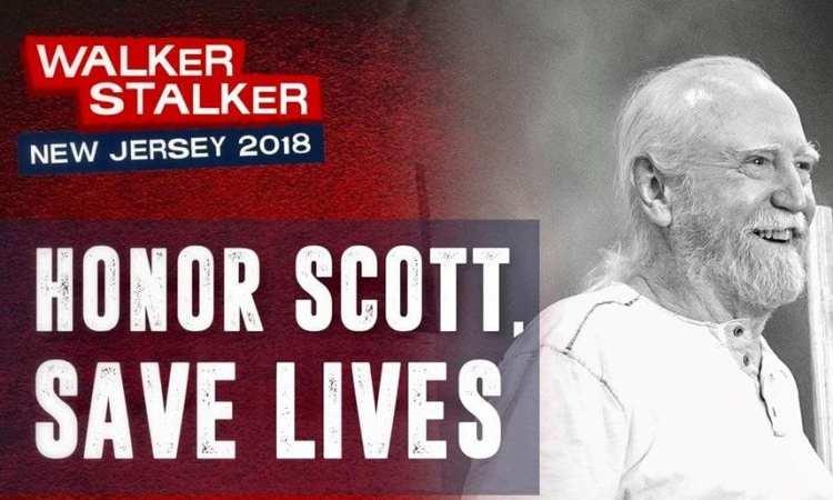 Walker Stalker Con, Scott Wilson