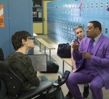 SPEECHLESS The ABC Television Network. (ABC/Rick Rowell) MICAH FOWLER, KYLA KENEDY, CEDRIC YARBROUGH
