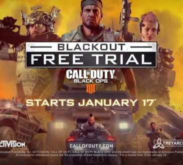 Photo Credit: Call of Duty's Official YouTube Page
