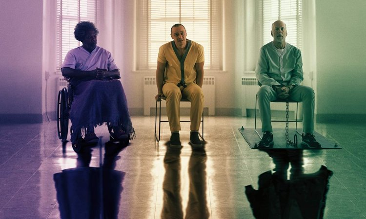 Glass by M. Night Shyamalan