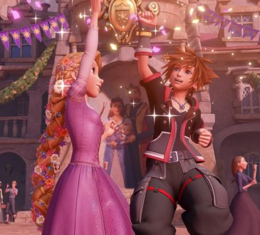 Kingdom Hearts 3 Promo Image