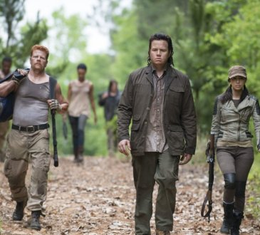 The Walking Dead - Abraham, Eugene, Rosita