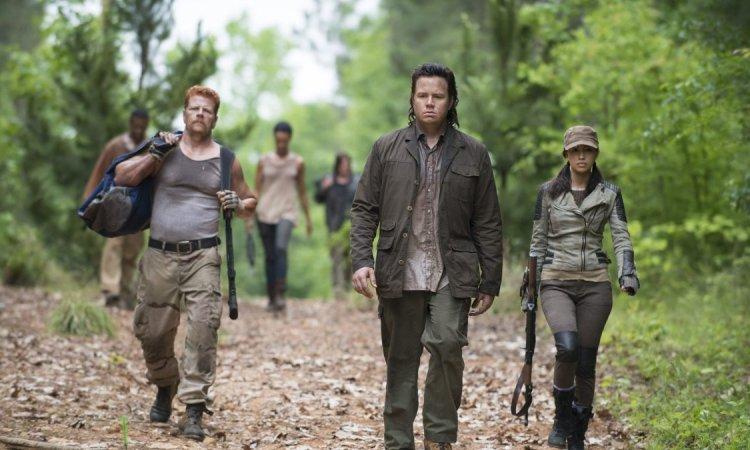 The Walking Dead - Abraham, Eugene, Rosita