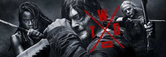 The Walking Dead - SDCC Key Art