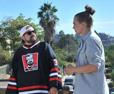 Kevin Smith (Kevin), Jason Mewes (Jay) - Madness in the Method