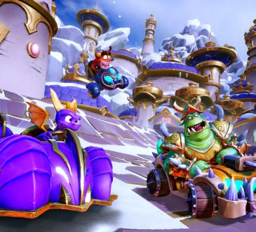 Spyro Grand Prix