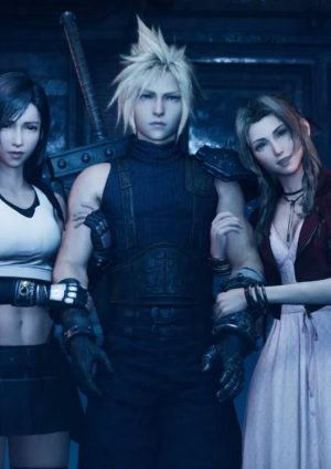Final Fantasy 7 Remake Trailer TGS