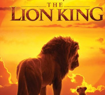 The Lion King 4K Blu Ray