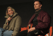 Jenna Elfman & Garret Dillahunt - FTWD Panel - WSCATL 2019