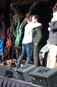 Rob and Osric