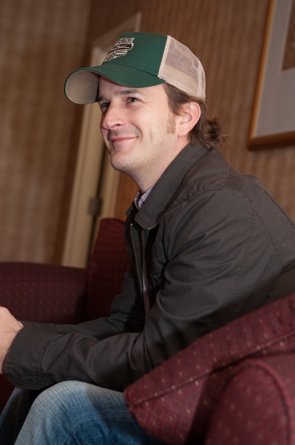 From our first interview with Richard, 2008 - by Lizz Sisson