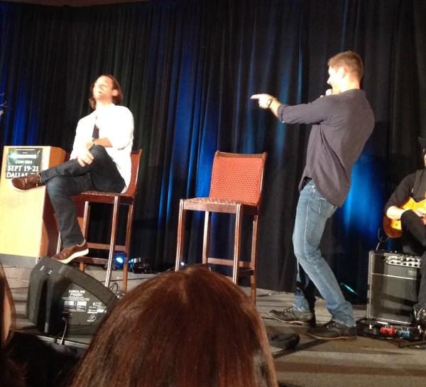 Nice jeans, Jensen