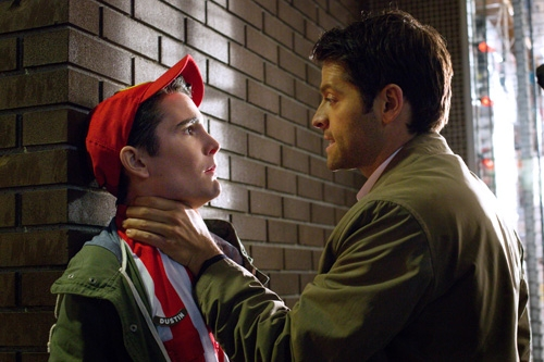 Cas gets protective