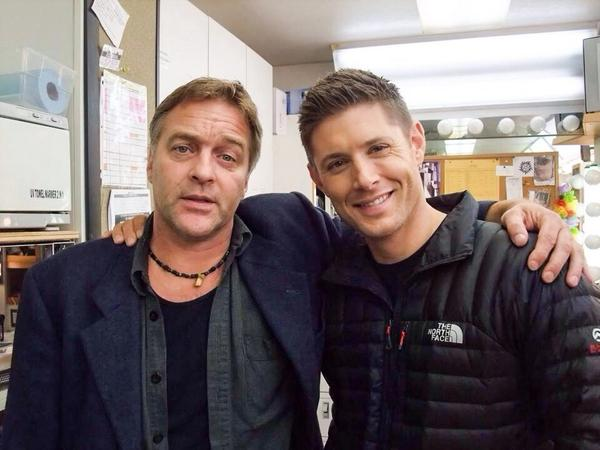 DOOL Reunion - Critchlow and Ackles on SPN