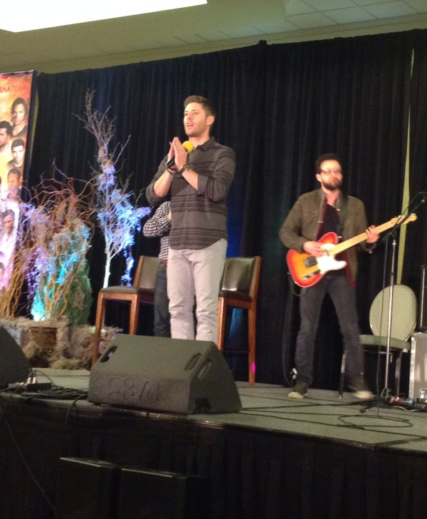 Jensen thanks fans