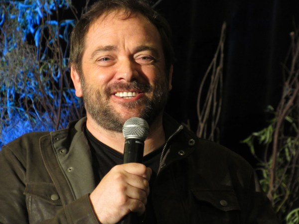 Smiley Mark Sheppard