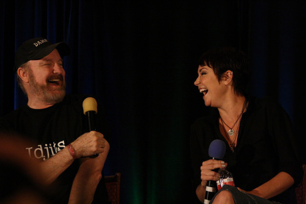 Jim and Kim Rhodes