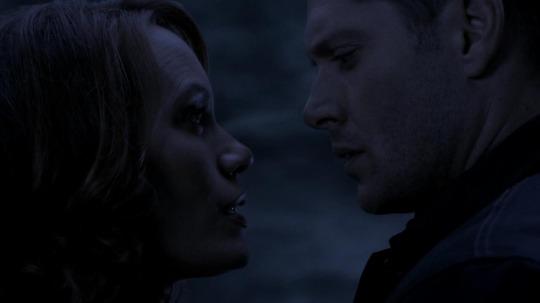 Dean and Amara...