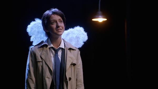 Nina Winkler as Fan Fiction Cas