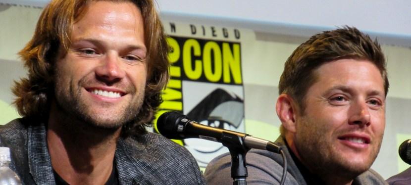 Supernatural at Comic Con 2016