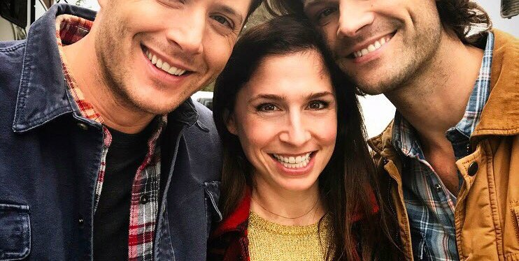 A Chat With Shoshannah Stern –Bringing Kickass Hunter Eileen Back to Supernatural