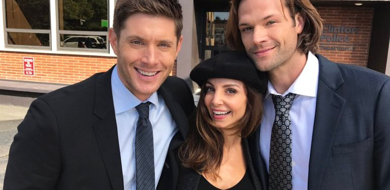 Behind the Scenes of Supernatural with War of the Worlds' Farrah Aviva