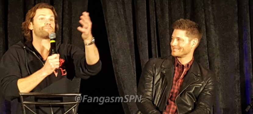 Supernatural Seacon 2018!