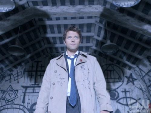 Happy Ten Years on Supernatural, Misha Collins!