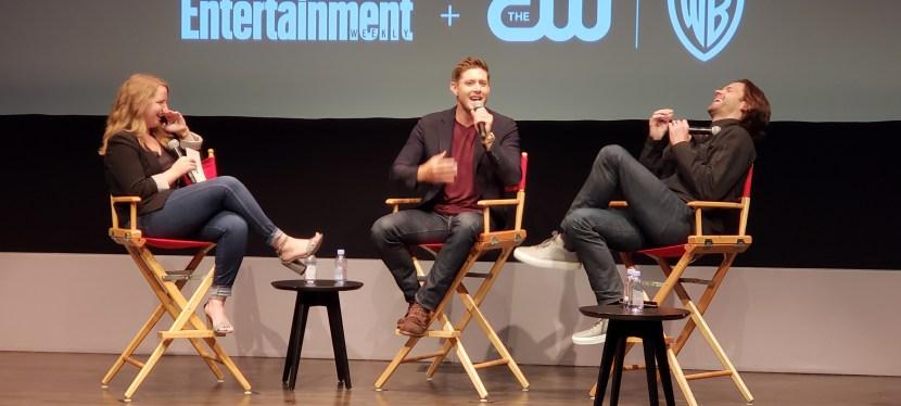 Supernatural Hits New York City For A Sneak Peek at Season 14!