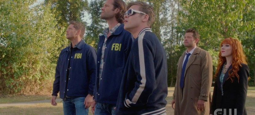 'Raising Hell' With Supernatural 15.02