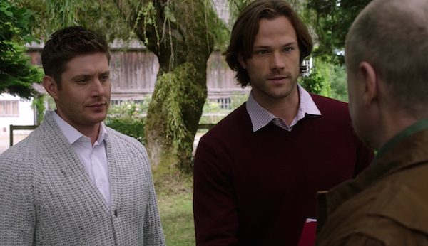 Looking Back on Supernatural – A Chat with Writer Davy Perez