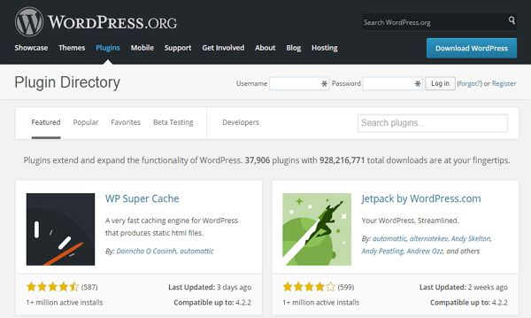WordPress安裝後你應該做的事–網站最佳化篇