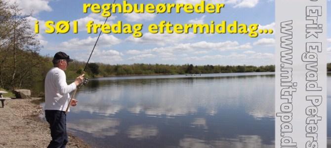 Friske regnbueørreder i Mjøls Lystfiskeri – 04-05-2018