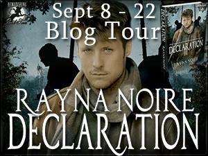 Spotlight!! Declaration by Rayna Noire
