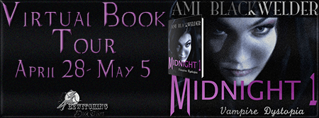 Review: Midnight: Century of the Vampires by Ami Blackwelder