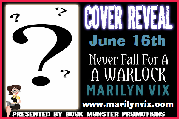 NEVER FALL FOR A WARLOCK Cover Reveal