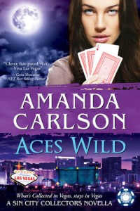 4 Star Review: Aces Wild by Amanda Carlson