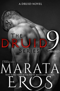 Book Blitz and Giveaway!!  Druid Series 9: Baird by Marata Eros