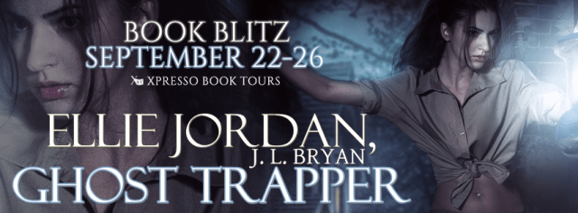 5 Fang Review: Ellie Jordan, Ghost Trapper by J.L Bryan
