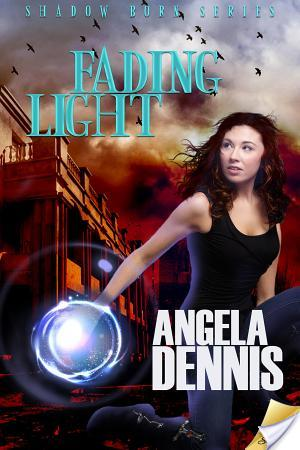 Spotlight and Giveaway: Fading Light