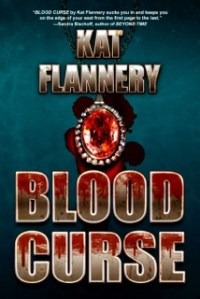 Review:  Blood Curse by Kat Flannery