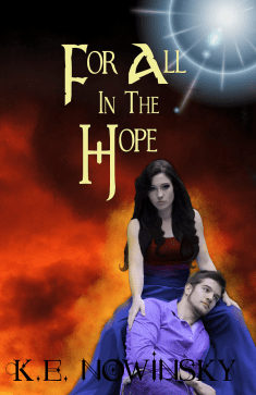 For All In The Hope - Book Cover