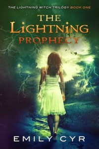 Release Day 5 Fang Review! The Lightning Prophecy by Emily Cyr