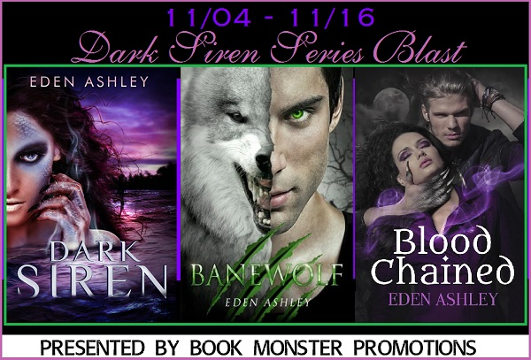 Dark Sirens by Eden Ashley Blitz