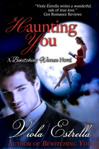 Haunting You by Viola Estrella Spotlight!!!