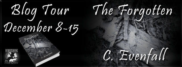 Review and Guest Post: The Forgotten by C. Evenfall
