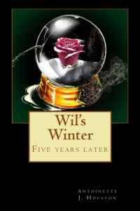 Day 21:  Wil's Winter by Antoinette Houston