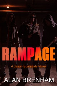 Review!! Rampage by Alan Brenham